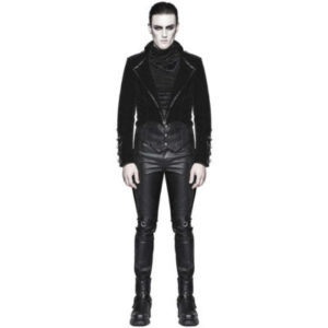 cheap gothic clothing jacket